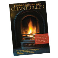 Chanticleer : Fireside Christmas with : DVD : MBLU204DVD