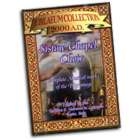Sistine Chapel Choir : Complete Musical Works of the Pilgrimage : DVD :  : IMG9882DVD