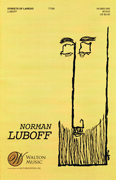 The Streets of Laredo : TTBB : Norman Luboff : Frank H. Maynard  : The Norman Luboff Choir : Sheet Music : W1010 : 073999393958