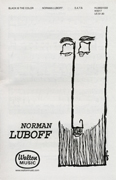 Black Is the Color : SATB : Norman Luboff : The Norman Luboff Choir : Sheet Music : W3017 : 073999521528