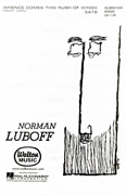 Whence Comes This Rush Of Wings : SATB : Norman Luboff : The Norman Luboff Choir : Sheet Music : W3029 : 073999655445
