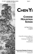 Chinese Mountain Songs : SA : Chen Yi : Sheet Music : 312-41809
