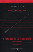 All Throughout the Great Wide World : SATB divisi : Imant Raminsh : Sheet Music : 48002934 : 073999254747
