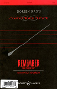 Remember : SATB : Doreen Rao : Sheet Music : 48004675 : 073999498981