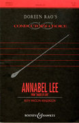 Annabel Lee : SATB : Doreen Rao : Sheet Music : 48004676 : 073999491890