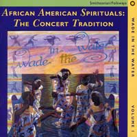 Wade In The Water : African American Community Gospel  : 00  1 CD : 40074