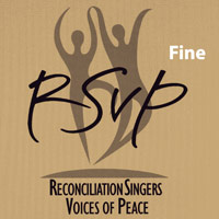 Reconciliation Singers Voices of Peace : Voices of Peace : 00  1 CD : Julie Adams