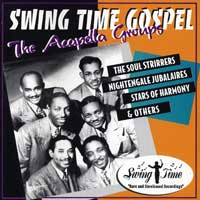 Various Artists : Swing Time Gospel Vol 1 : 00  1 CD : ntr 7015