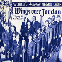 Wings Over Jordan : Trying to Get Ready : 00  1 CD : 1505