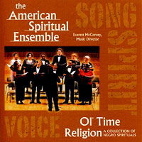 American Spiritual Ensemble : Ole Time Religion : 00  1 CD :