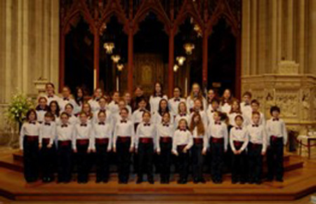 Bach Children's Chorus