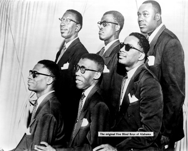 Five Blind Boys of Alabama