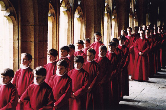 Oxford New College Choir