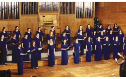 Sofia Women's Chamber Choir