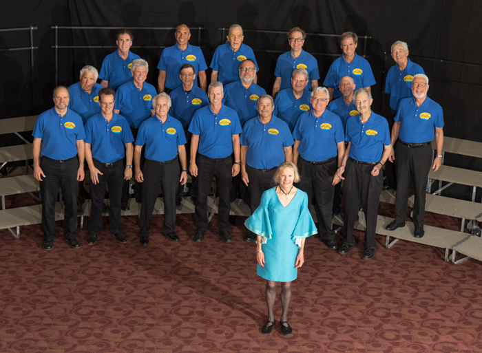 Marin Golden Gate Barbershop Chorus