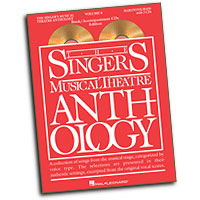 Richard Walters (editor) : Singer's Musical Theatre Anthology - Baritone/Bass Book - Vol. 4 : Solo : Songbook & CD : 884088130138 : 1423423828 : 00000799