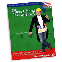 Timothy Seelig : The Perfect Choral Workbook : 01 Book & CD-ROM : Timothy Seelig :  : 747510186007 : 1592351999 : 35022833