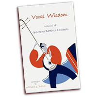 Giovanni Battista Lamperti  : Vocal Wisdom : 01 Book & DVD :  : 1888262184