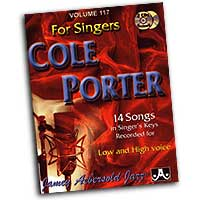 Cole Porter : Cole Porter For Jazz Singers : Solo : Songbook : V117DS