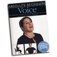 Andres Andrade : Absolute Beginners Voice : 01 Book & 1 CD : 752187986416 : 0825635942 : 14001022