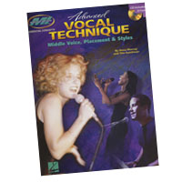 Dena Murray : Advanced Vocal Technique : 01 Book & 1 CD : 073999764642 : 0634094971 : 00695883