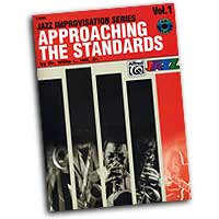 Willie Hill Jr. : Approaching the Standards for Jazz Vocalists : Solo : 01 Songbook & 1 CD :  : 654979195818  : 00-SBM00034CD