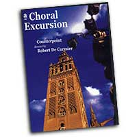 Counterpoint : Choral Excursion : DVD : Robert De Cormier :  : 824890-5101-9