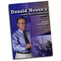 Donald Neuen : Artistic Musical Conducting 1 : DVD : Donald Neuen :  : 824890-1101-9