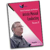 Donald Neuen : Artistic Musical Conducting 2 : DVD : Donald Neuen :  : 824890-1102-9