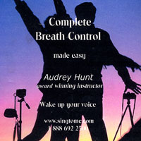Audrey Hunt : Complete Breath Control : 00  1 CD