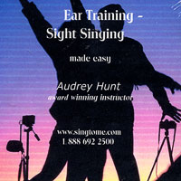 Audrey Hunt : Complete Ear Training : 00  1 CD :