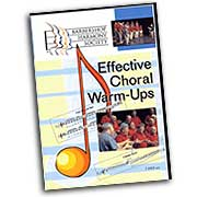Barbershop Harmony Society : Effective Choral Warm-Ups : DVD Vocal Warm Ups :  : 4960