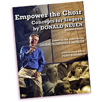 Donald Neuen : Empower the Choir - Concepts For Singers : 01 Book : Donald Neuen :  : 824890-1201-2