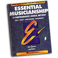 Emily Crocker : Essential Musicianship: A Comprehensive Choral Method - Book 1 Teacher's Edition : 01 Book : Emily Crocker :  : 073999401035 : 0793543320 : 08740103
