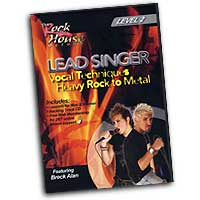 Breck Alan : Lead Singer - Rock to Metal Level 2 : DVD : 882413000378 : 14027240
