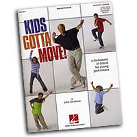 John Jacobson : Kids Gotta Move! : Kids : 01 Book & DVD : John Jacobson :  : 073999495621 : 063408237X : 09970879