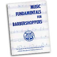 Instructional Material for Barbershop Singers