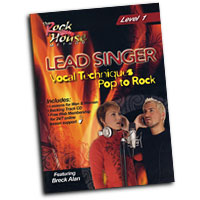 Breck Alan : Lead Singer - Pop to Rock Level 1 : DVD : 882413000347 : 14027241