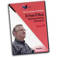 Donald Neuen : The Power of Words : DVD : Donald Neuen :  : 824890-1107-9