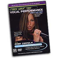 Rose Coppola : Rock Your Vox : DVD :  : 038081281520  : 00-25915