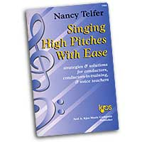 Nancy Telfer : Singing High Pitches with Ease : 01 Book : Nancy Telfer :  : VM4