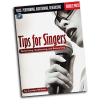 Carolyn Wilkins : Tips For Singers : 01 Book & 1 CD :  : 884088147969 : 0876390890 : 50449557