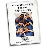 Henry Leck : Vocal Techniques For the Young Singers : DVD : Henry Leck :  : 21-24100