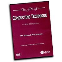 Harold Farberman : The Art of Conducting Technique - A New Perspective : DVD : Harold Farberman :  : 00-33494