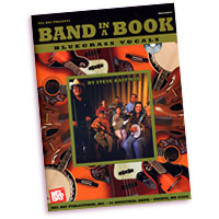 Steve Kaufman : Band In A Book: Bluegrass Vocals : Solo : 01 Songbook :  : 20425BCD