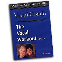 Chris and Carole Beatty : Vocal Workout DVD : DVD Vocal Warm Up Exercises :  : VCDVD 4219