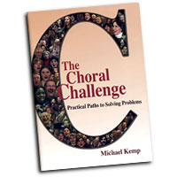 Michael Kemp : The Choral Challenge : 01 Book :  : G-6776