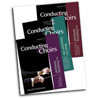 David P. DeVenney : Conducting Choirs - Set : 01 3 Books & CD : David P. DeVenney :  : 000308126464 : 30/2624R