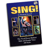 Elisabeth Howard : Sing! : 01 Book & 4 CDs : 038081232515  : 23813