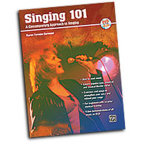 Karen Surmani : Singing 101 - A Contemporary Approach to Singing : 01 Book & DVD :  : 038081343884  : 00-31906
